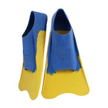 Equina korte zwemvliezen geel