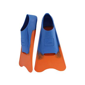 Equina korte zwemvliezen oranje