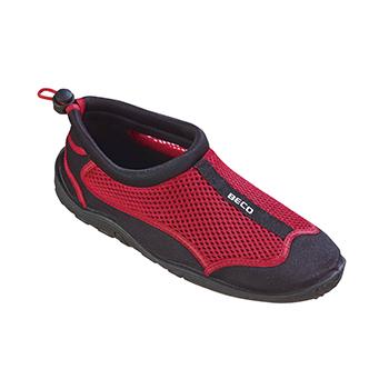 chaussons aquatiques beco rouge