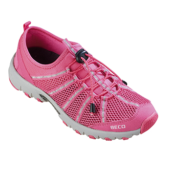 chaussures d'aquagym femme beco