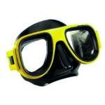 Masque VACANCES JUNIOR jaune