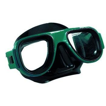 Masque VACANCES JUNIOR vert