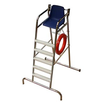 chaise de surveillancen inox 7302