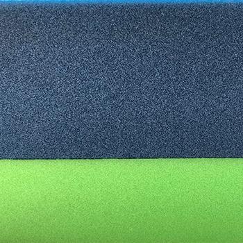 Radeau piscine bicolore mat riel p dagogique tapis for Tapis mousse piscine