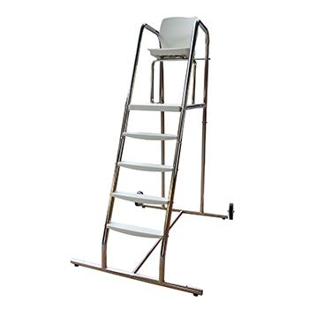 chaise de survaillance inox 304